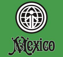 Button Mexico by AngrySaint
