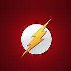 The Flash iPhone Case by HostMigration