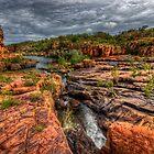 Manning Gorge - Kimberley WA by Ian English