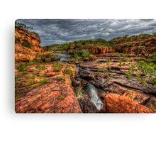 Manning Gorge - Kimberley WA Canvas Print