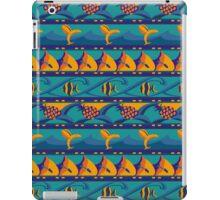 Bright Ocean Patterns on iPad Case iPad Case/Skin