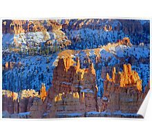Light on Bryce Canyon  Poster