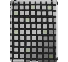 Crooked Squares iPad Case/Skin