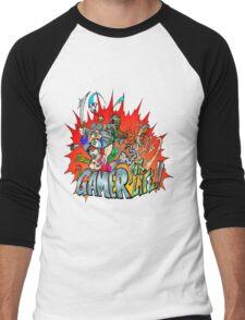 Gamer for Life Men's Baseball ¾ T-Shirt