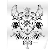 Coat of arms 1 Poster