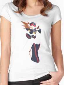 AXL Women's Fitted Scoop T-Shirt