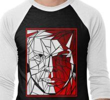 Dearly Dexter Men's Baseball ¾ T-Shirt