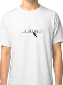 Doctor Who Mobile WiFi Base Station - Click Classic T-Shirt