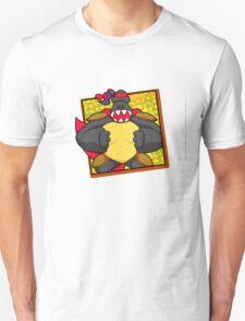 Hong Kong Custom Unisex T-Shirt