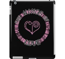 The Wings Of Love iPad Case/Skin