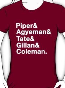 Companion Actresses T-Shirt