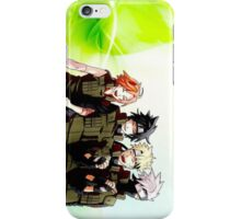 Team 7 2- Naruto iPhone case iPhone Case/Skin