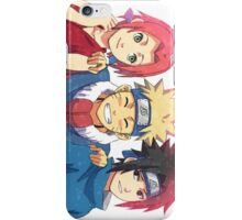 Team 7- Naruto iPhone Case iPhone Case/Skin