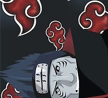 Kisame - Naruto iPhone Case by squidkid