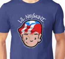 LiL Nayshunz™ - Puerto Rico Unisex T-Shirt