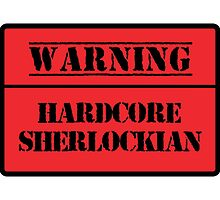 Hardcore Sherlockian by swiftiefan99