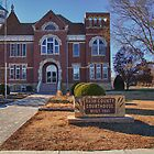 Rush County, Kansas, Courthouse by oakleydo
