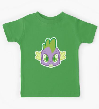 Spike The Dragon Kids Tee