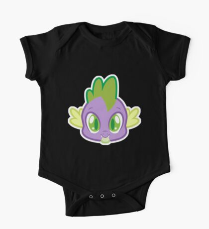 Spike The Dragon One Piece - Short Sleeve