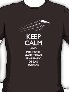 Keep Calm and Monorail T-Shirt
