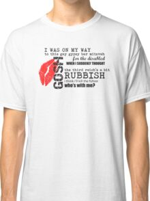River Song - Gypsy Bar Mitzvah Classic T-Shirt