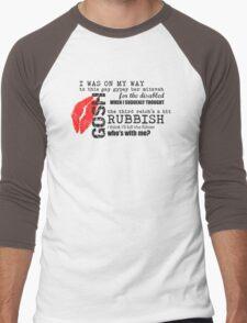 River Song - Gypsy Bar Mitzvah Men's Baseball ¾ T-Shirt