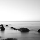 Marino Rocks - a black & white perspective by BBCsImagery