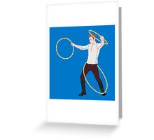 Mamma Mia, Triple Hoop Action Greeting Card
