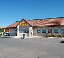 Navajoland Inn and Suites hotel St Michaels AZ by crabiajohan