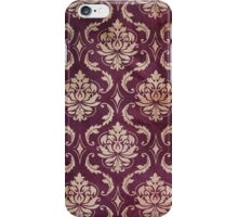 Mulberry Vintage iPhone Case/Skin
