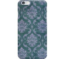 Teal Vintage iPhone Case/Skin