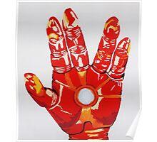 live long and prosper, mr. stark Poster