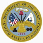 US Army Emblem by GreatSeal