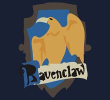 Ravenclaw Crest by Rosalind5