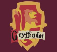 Gryffindor Crest by Rosalind5