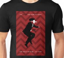 Twin Peaks Fire Walk With Me Unisex T-Shirt