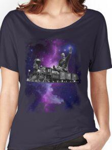 Walt Disney | Galactic Conductor Women's Relaxed Fit T-Shirt