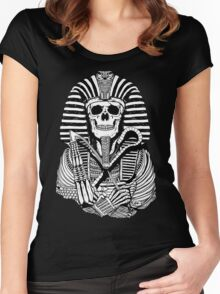 Sarcophagus Women's Fitted Scoop T-Shirt