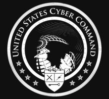 United States Cyber Command Emblem by GreatSeal