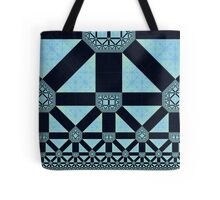Patterns in Patterns Tote Bag