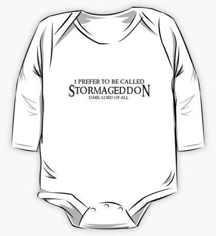 Stormageddon One Piece - Long Sleeve