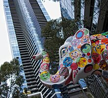 Eureka and the Elephant by Derek Midgley