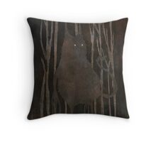 Must be a Devil Between Us Throw Pillow