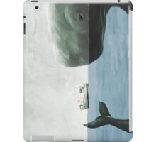 Just you try it! iPad Case/Skin