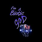 I'm A Biotic GOD case by Dragonz