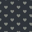 Hearts Wallpaper by Mike Taylor