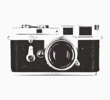 Vintage Camera by Jip v K