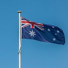 Australian Flag by DPalmer