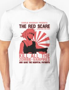 The Red Scare (1) Unisex T-Shirt