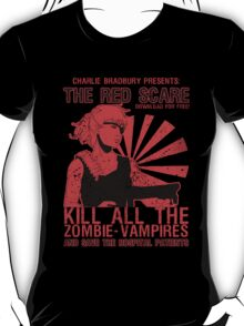 The Red Scare (2) T-Shirt